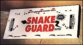 The Snake Guard Snake Trap